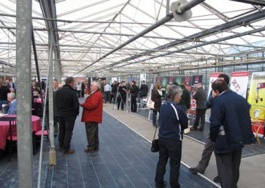 Earley Ornamentals Biomass Open Day