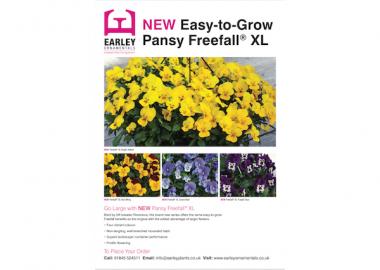 Freefall Leaflet Earley Ornamentals
