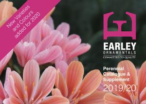 Perennials Catalogue Earley Ornamentals