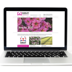 News New Website Earley Ornamentals A