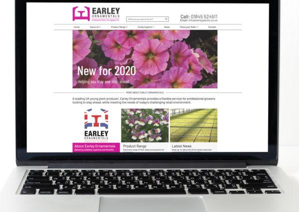 News New Website Earley Ornamentals A